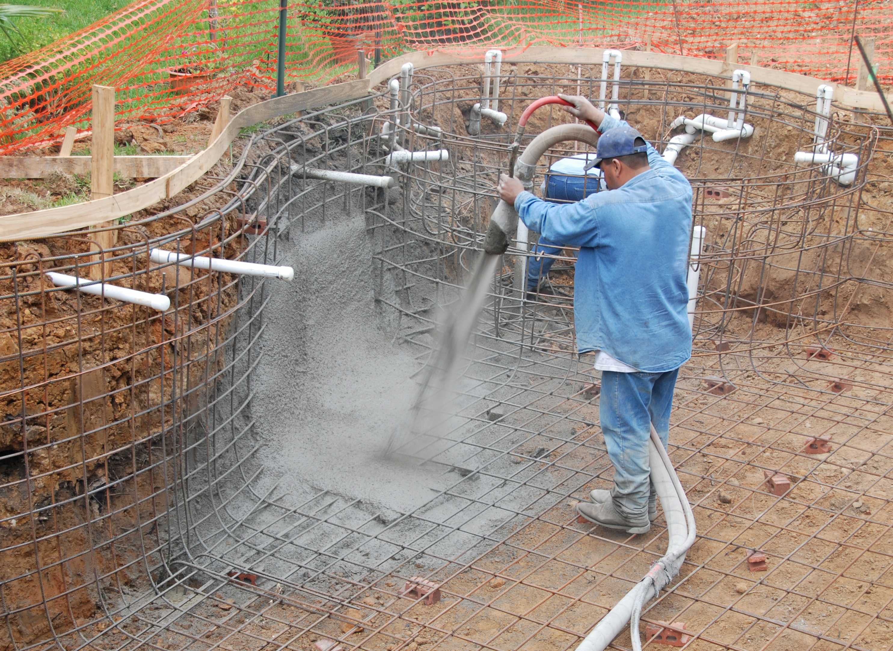 Gunite Pools Mobile Gunite Pools Foley Gunite Pools Orange Beach