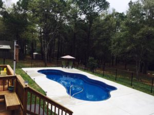 Fiberglass Pools Louisiana