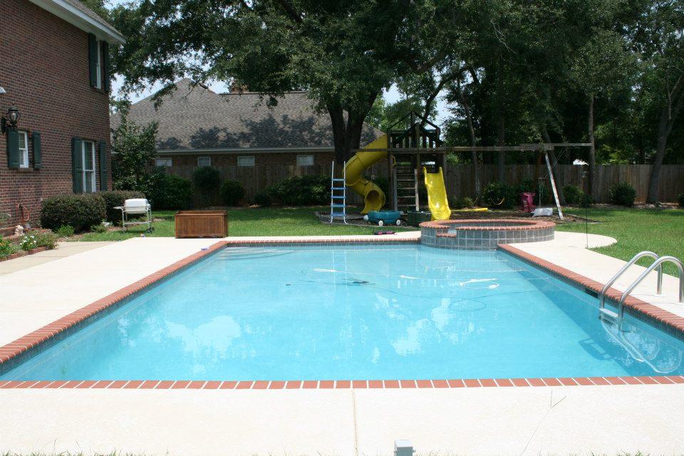 Gunite Pools Mobile Gunite Pools Saraland Gunite Pools
