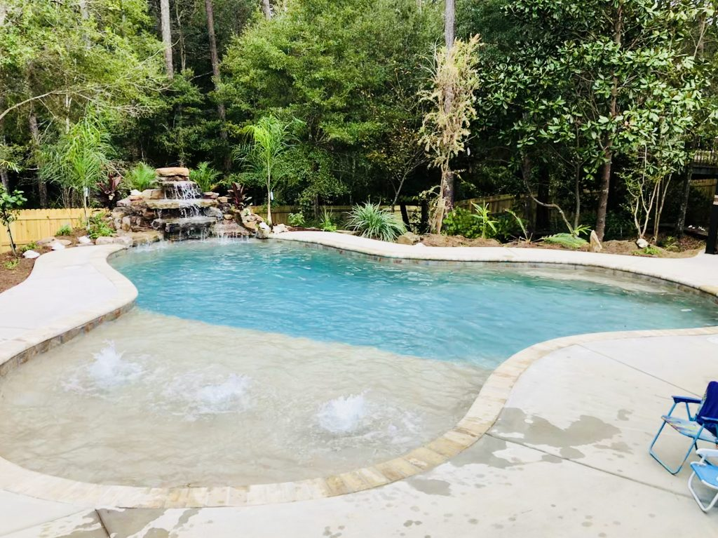 Gunite Pools Slidell | Gunite Pools Mobile | Gunite Pools New Orleans