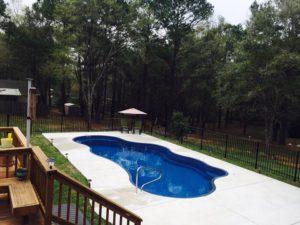 Fiberglass Pools Louisiana